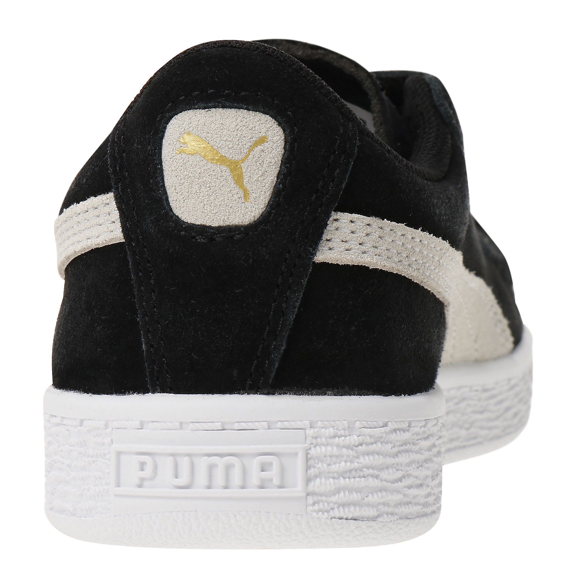 Image Puma Suede Two-strap Preschool Trainers #3