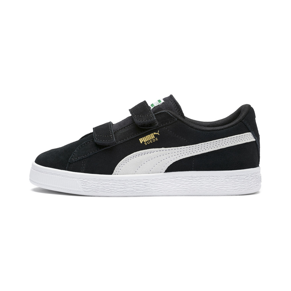 Image Puma Suede Two-strap Preschool Trainers #1