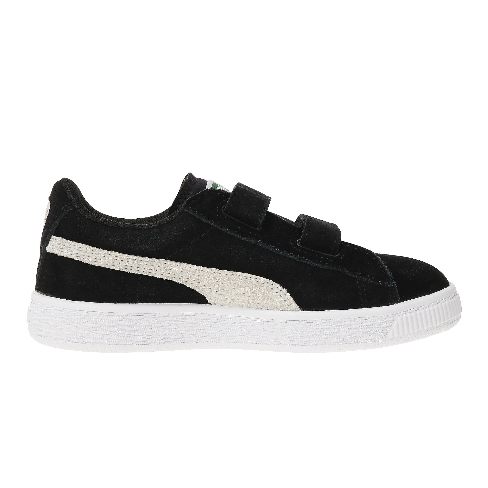 Image Puma Suede Two-strap Preschool Trainers #4