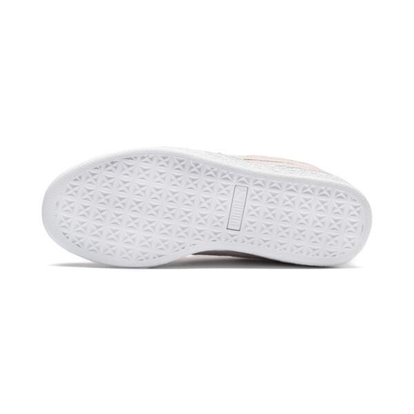 Zapatillas de niño Suede, Pink Lady-Puma Team Gold, grande