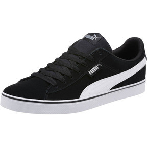 Thumbnail 1 of Puma 1948 Vulc Men's Sneakers, black-white, medium