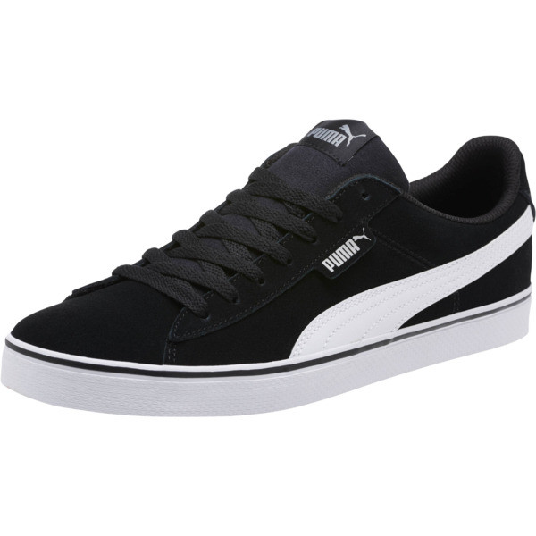 Puma 1948 Vulc Men's Sneakers, black-white, large
