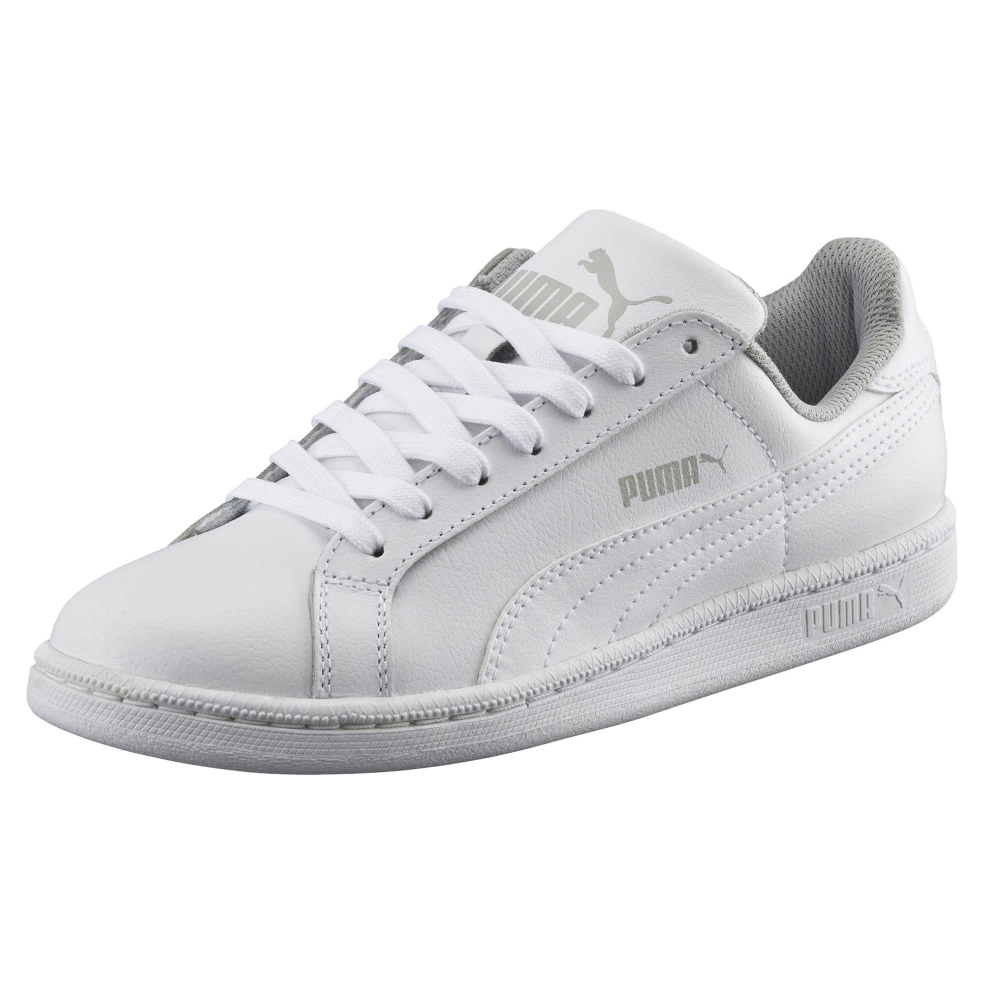 PUMA-Smash-Jr-Sneaker-Unisex-Schuhe-Kinder-Neu Indexbild 9