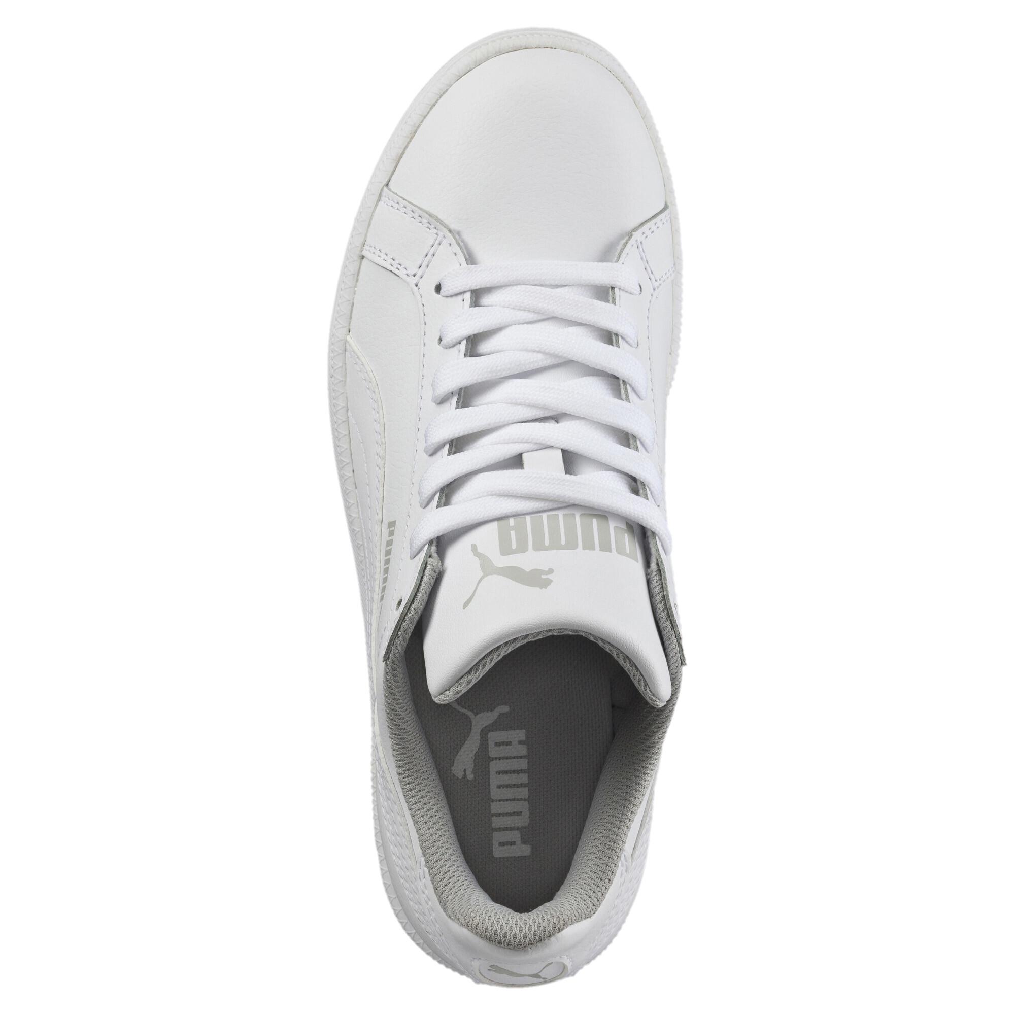 PUMA-Smash-Jr-Sneaker-Unisex-Schuhe-Kinder-Neu Indexbild 11