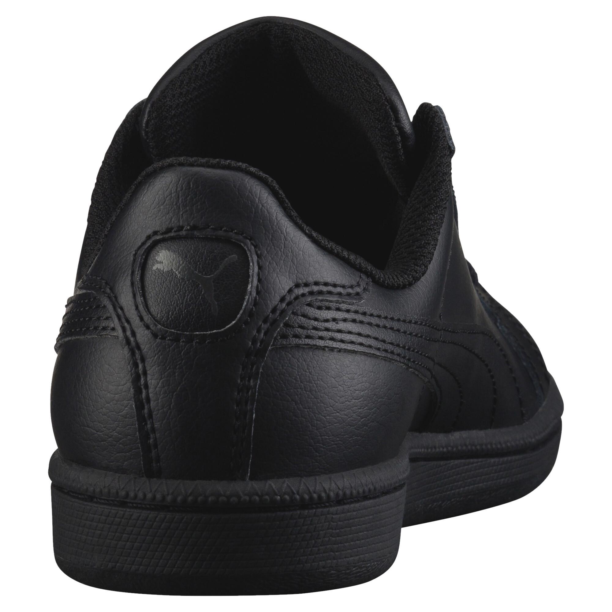 PUMA-Smash-Jr-Sneaker-Unisex-Schuhe-Kinder-Neu Indexbild 3