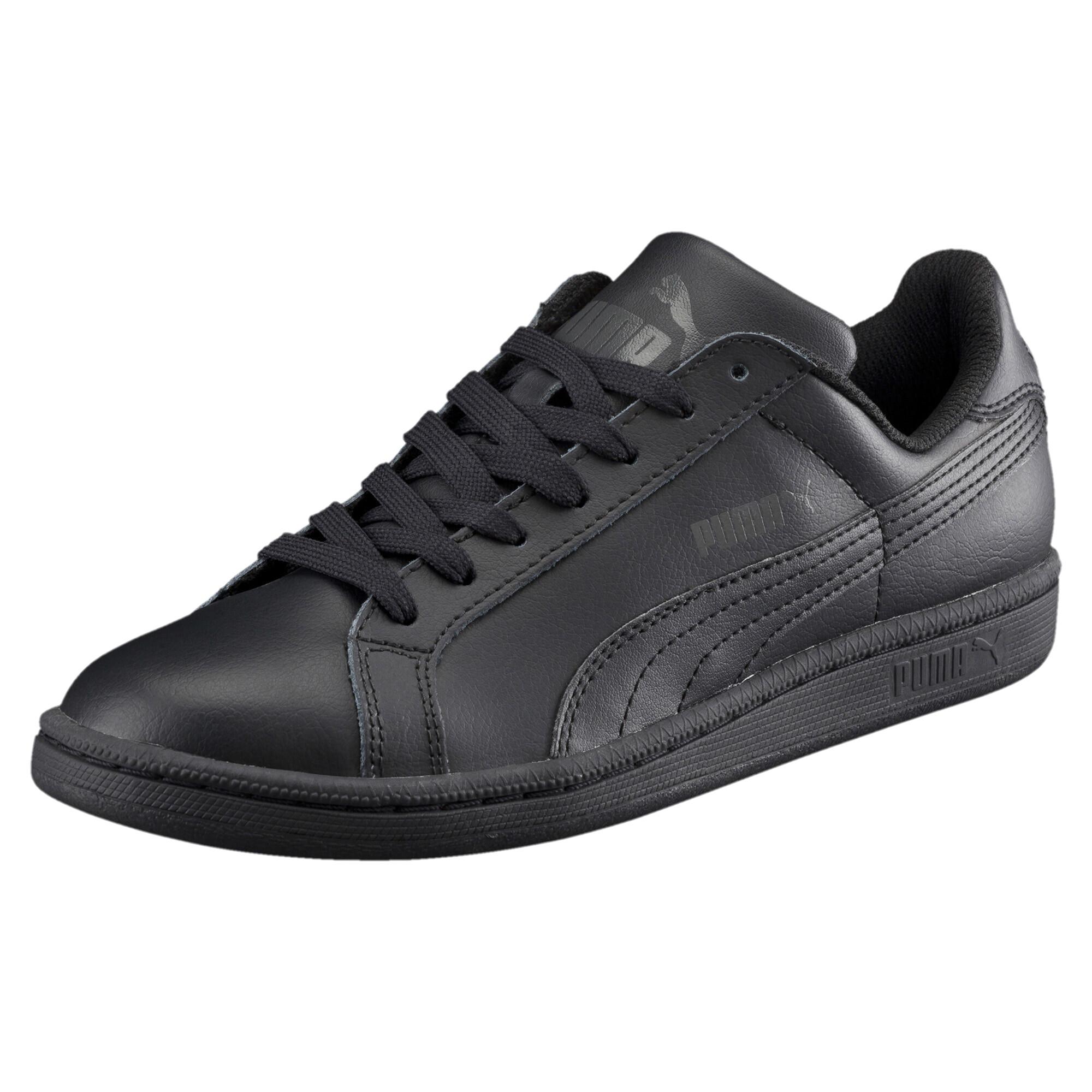 PUMA-Smash-Jr-Sneaker-Unisex-Schuhe-Kinder-Neu Indexbild 4