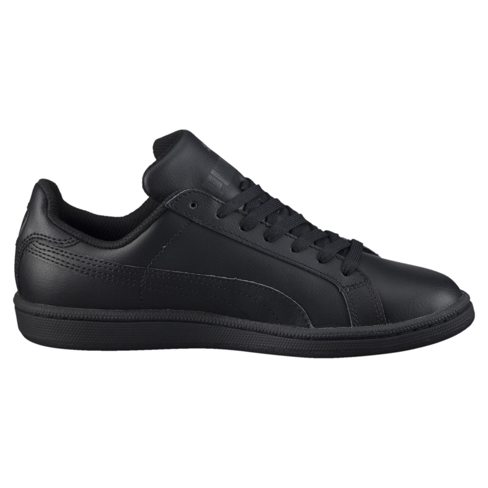 PUMA-Smash-Jr-Sneaker-Unisex-Schuhe-Kinder-Neu Indexbild 5