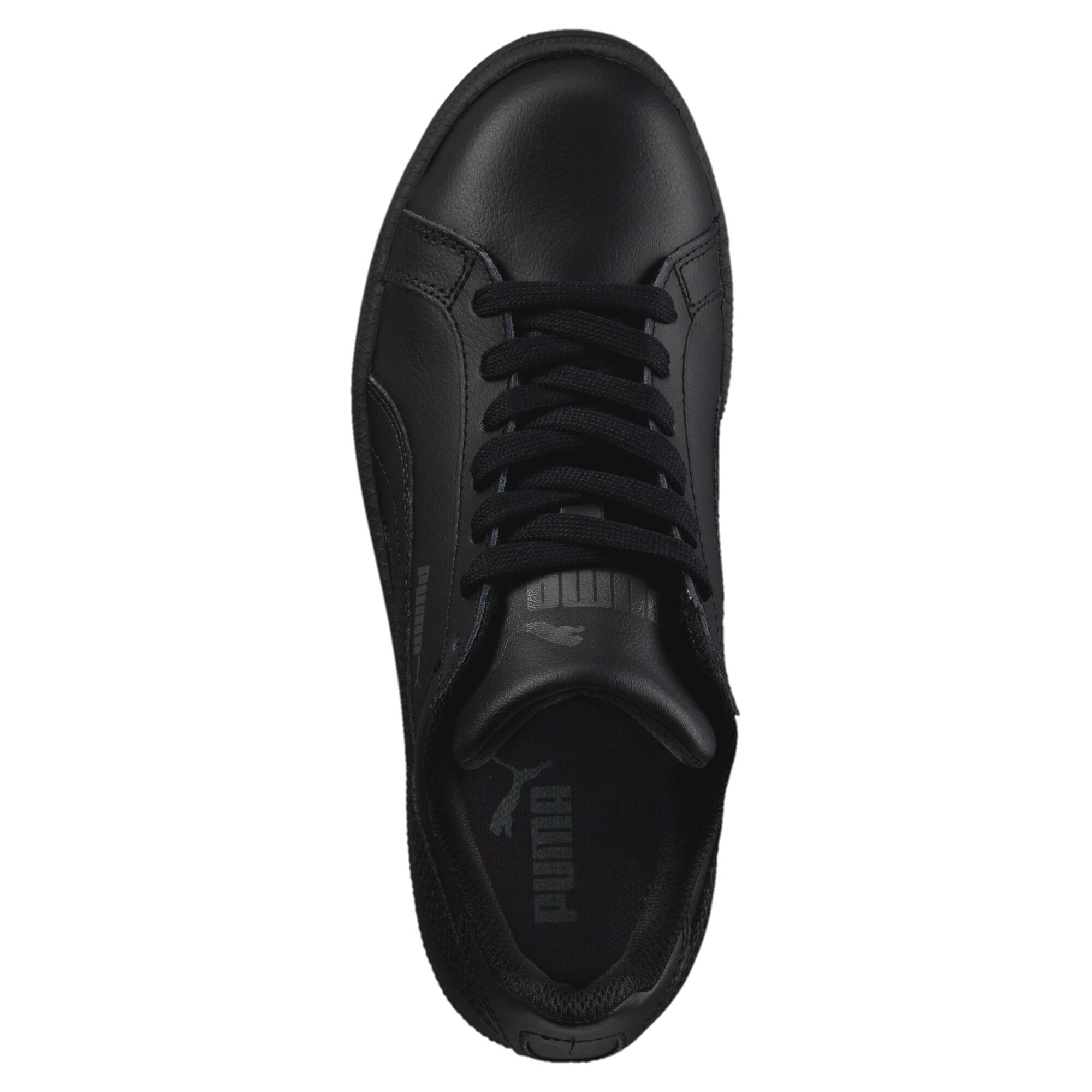 PUMA-Smash-Jr-Sneaker-Unisex-Schuhe-Kinder-Neu Indexbild 6