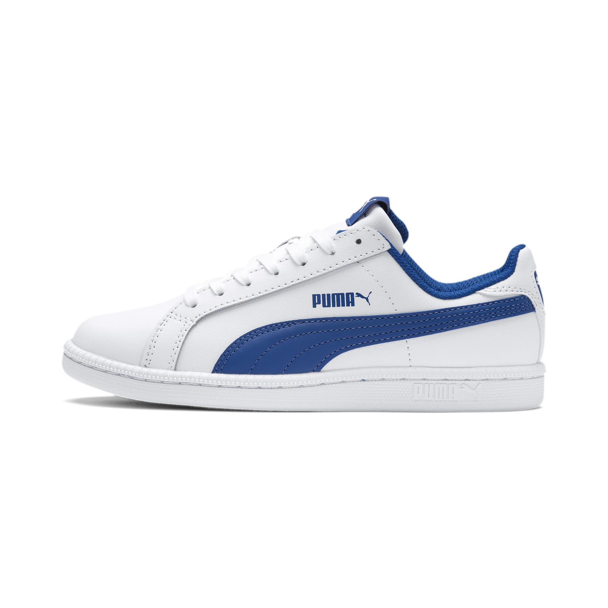 PUMA-Smash-Jr-Sneaker-Unisex-Schuhe-Kinder-Neu Indexbild 14