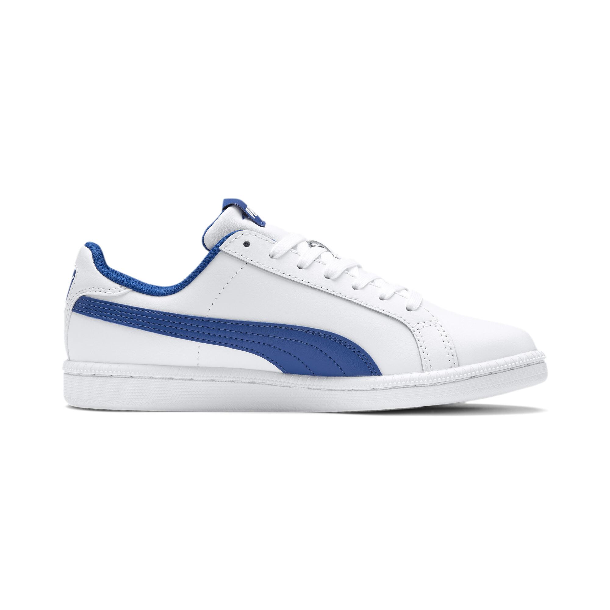 PUMA-Smash-Jr-Sneaker-Unisex-Schuhe-Kinder-Neu Indexbild 16