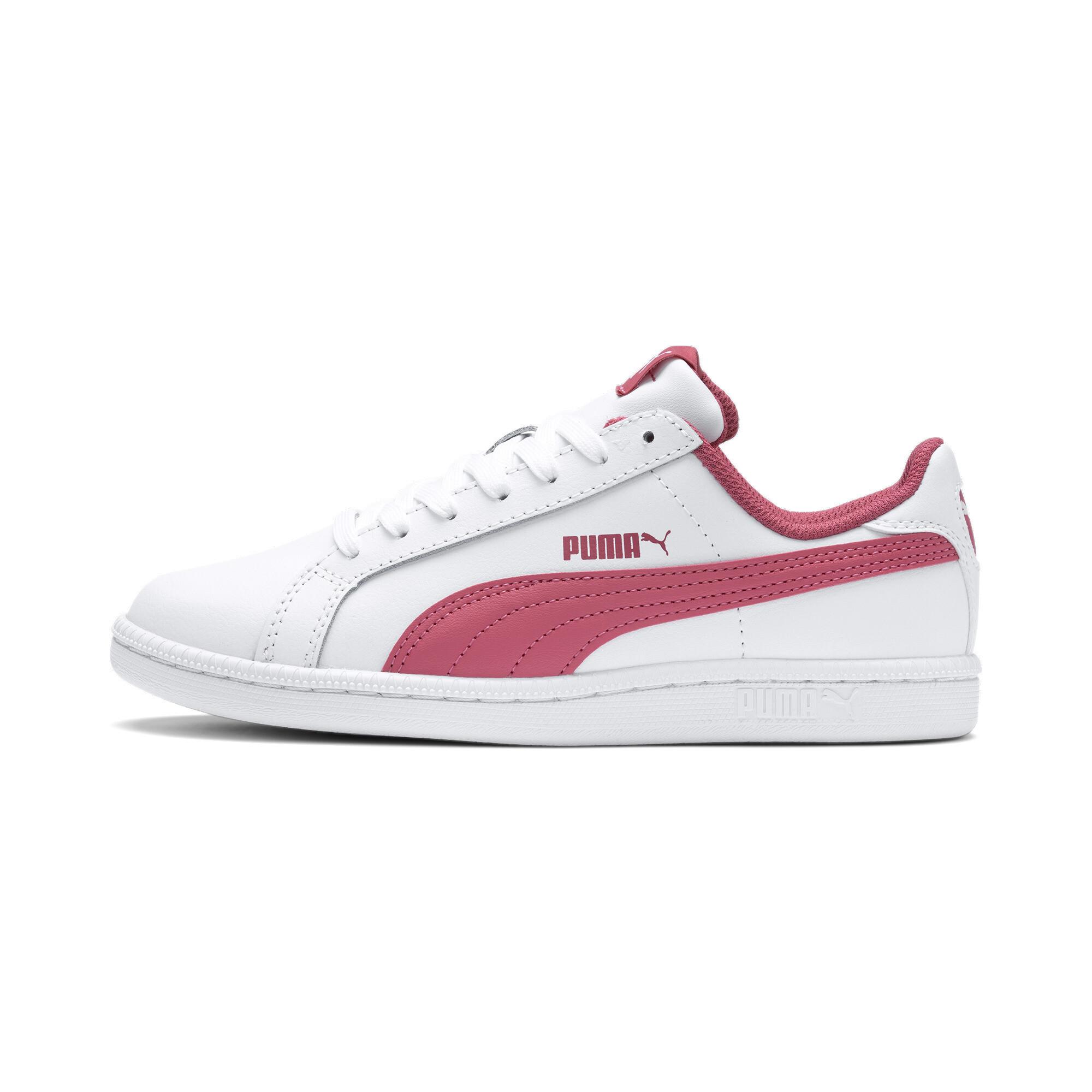 PUMA-Smash-Jr-Sneaker-Unisex-Schuhe-Kinder-Neu Indexbild 19