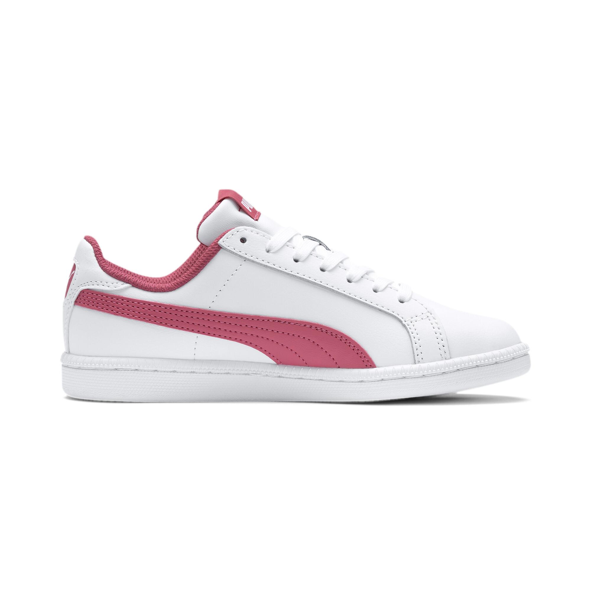 PUMA-Smash-Jr-Sneaker-Unisex-Schuhe-Kinder-Neu Indexbild 21