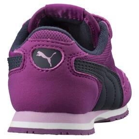 Thumbnail 4 of Cabana Racer Mesh AC Little Kids' Shoes, Hollyhock-Peacoat, medium