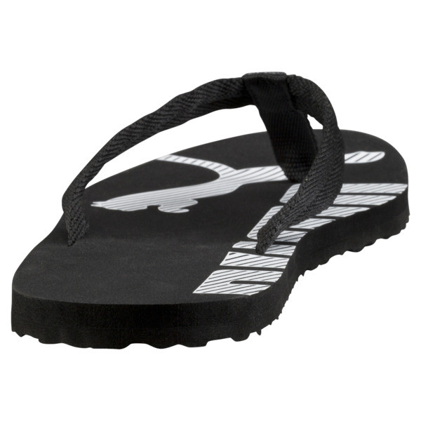 Epic Flip v2 Sandals, black-white, large