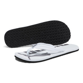 Thumbnail 2 of Epic Flip v2 Sandals, white-black, medium