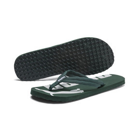Thumbnail 2 of Epic Flip v2 Sandals, Ponderosa Pine-Puma White, medium