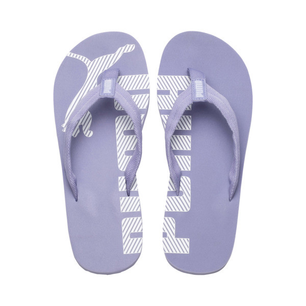 Epic Flip v2 Sandals, Sweet Lavender-Puma White, large