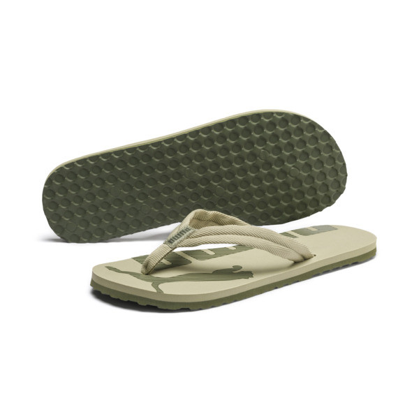 Epic Flip v2 Sandals, Elm-Olivine, large