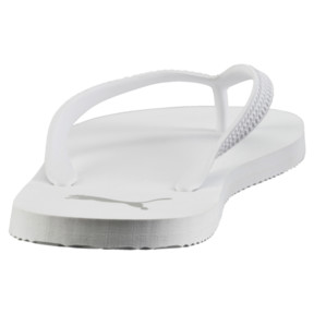 Thumbnail 3 of First Flip Sandals, white-gray violet, medium