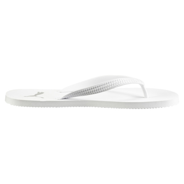 First Flip Sandals, white-gray violet, large