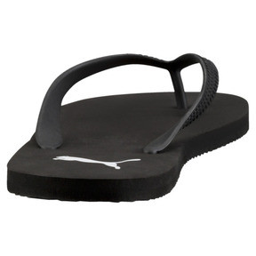 Thumbnail 3 of First Flip Sandals, black-white, medium
