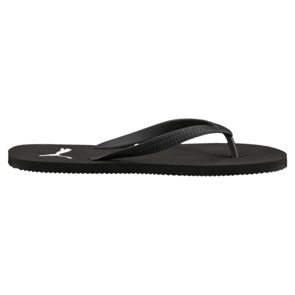 First Flip Sandals, black-white, large
