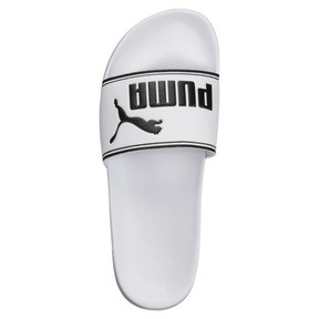 Thumbnail 5 of Chaussure de bain Leadcat Slide, Puma White-Puma Black, medium