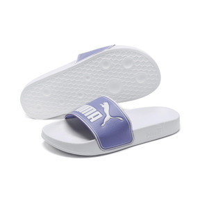 Thumbnail 2 of Chaussure de bain Leadcat Slide, Puma White-Sweet Lavender, medium