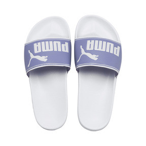 Thumbnail 6 of Chaussure de bain Leadcat Slide, Puma White-Sweet Lavender, medium