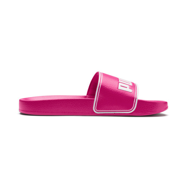 Leadcat Slide Badeschuhe, Fuchsia Purple, large