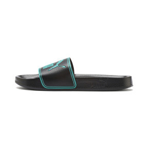 Thumbnail 1 van Leadcat sandalen, Puma Black-Blue Turquoise, medium