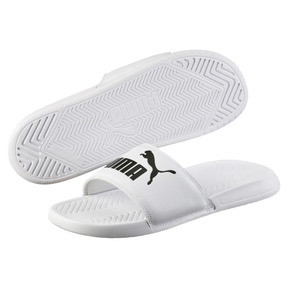 Thumbnail 2 of Popcat Sandals, Puma White-Puma Black, medium