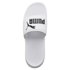 Thumbnail 5 of Popcat Sandals, Puma White-Puma Black, medium