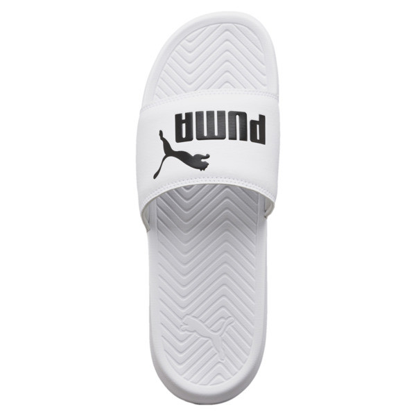 Popcat Sandals, Puma White-Puma Black, large