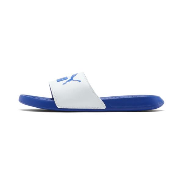 Popcat Slides, Puma White-Surf The Web, large