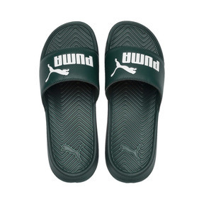 Thumbnail 6 of Chaussure de bain Popcat Slide, Ponderosa Pine-Puma White, medium