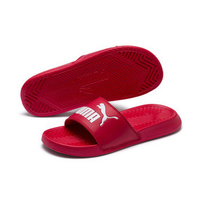 Thumbnail 2 of Popcat Sandals, Hibiscus -Puma White, medium