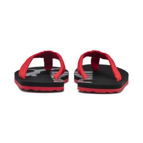 Thumbnail 3 of Epic Flip v2 Kids' Sandals, High Risk Red-Puma Black, medium