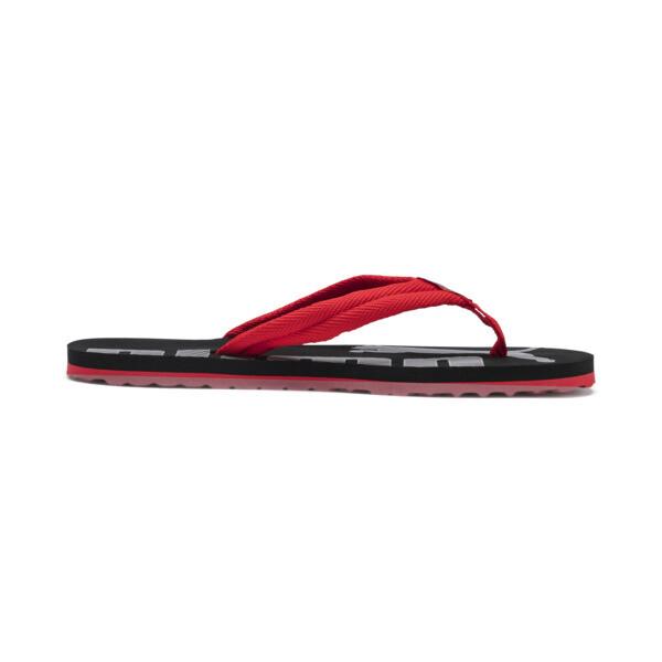 Epic Flip v2 Kids' Sandals, High Risk Red-Puma Black, large