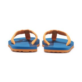 Thumbnail 3 of Epic Flip v2 Kids' Sandals, Orange Pop-Indigo Bunting, medium