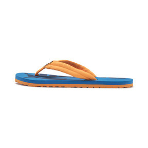 Thumbnail 1 of Epic Flip v2 Kids' Sandals, Orange Pop-Indigo Bunting, medium