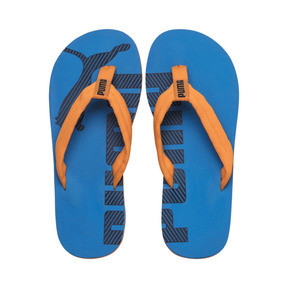 Thumbnail 6 of Epic Flip v2 Kids' Sandals, Orange Pop-Indigo Bunting, medium