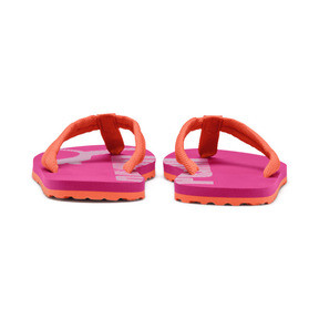 Thumbnail 4 of Epic Flip v2 Kids' Sandals, Nasturtium-Fuchsia Purple, medium