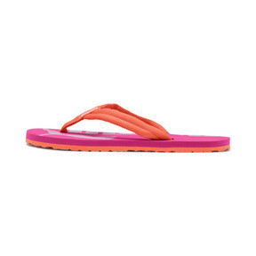 Thumbnail 1 of Epic Flip v2 Kids' Sandals, Nasturtium-Fuchsia Purple, medium
