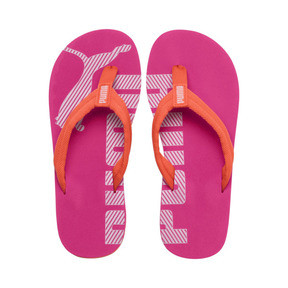 Thumbnail 6 of Epic Flip v2 Kids' Sandals, Nasturtium-Fuchsia Purple, medium