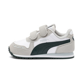 Thumbnail 1 of Cabana Racer SL AC Sneakers PS, P.Wht-Gr.Violet-Ponder. Pine, medium