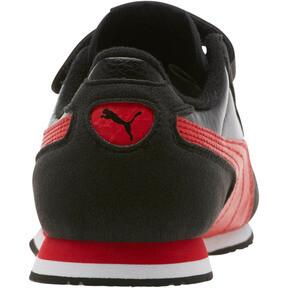 Thumbnail 4 of Cabana Racer SL AC Sneakers PS, Puma Black-High Risk Red, medium