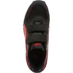 Thumbnail 5 of Cabana Racer SL AC Sneakers PS, Puma Black-High Risk Red, medium