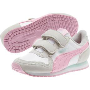 Thumbnail 2 of Cabana Racer SL AC Sneakers PS, Puma White-Gray Violet, medium