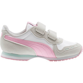 Thumbnail 3 of Cabana Racer SL AC Sneakers PS, Puma White-Gray Violet, medium